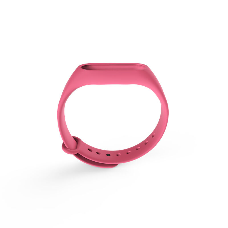 Silicone Wrist Strap Fitness Band with Clasp For Xiaomi Mi Band Miband 2 Tracker 11