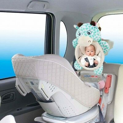 Baby Rear Facing Mirrors Safety Car Back Seat Easy View Mirror for Kids Toddler 3