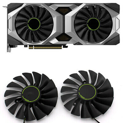 PLA09215B12H for MSI GeForce RTX 2080 2080Ti Graphics Card Cooling Fan 4