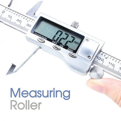 Vernier Caliper LCD Electronic Digital Gauge Stainless Micrometer ozstock 4