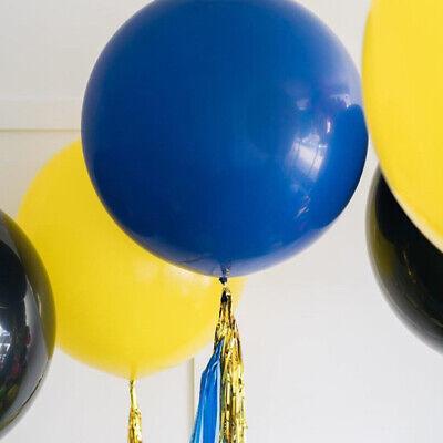 18inch Colorful Big Latex Balloons Wedding Balloon Birthday Party Decor 5