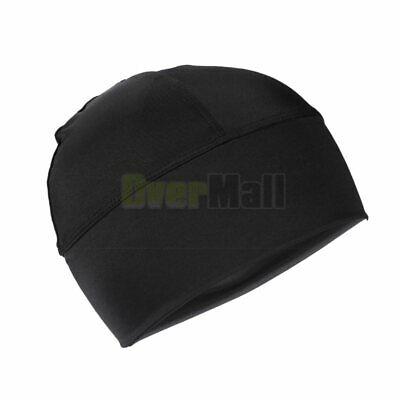 Off-road Motorcycle Helmet Inner Dome Cap Liner Sports Beanie Skull  wlP0HK