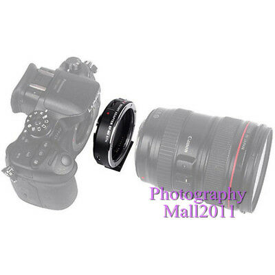 Viltrox EF-M2 II Auto Focus Adapter Speed Booster for Canon EF Lens to MFT M4/3 10