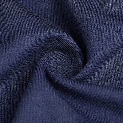 6 Colors Men's Cotton Soft Breathable Comfy Boxers Underwear Bulge Briefs Shorts 7