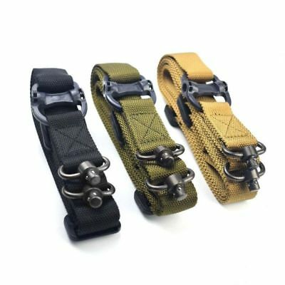 "Adjust Retro Tactical Quick Detach QD 1 or 2Point Multi Mission 1.2"" Rifle Sling 9"