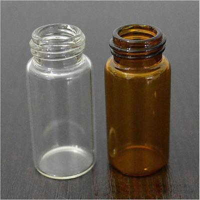 3 ml 5 ml Braunglasflasche Tropfeinsatz Apothekerflasche Proben Medizinflaschen 2