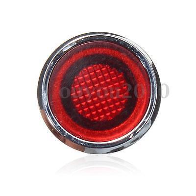 8mm 12V LED Dash Panel Pilot Indicator Instrument Light Signal Lamp Car Vehicle 2