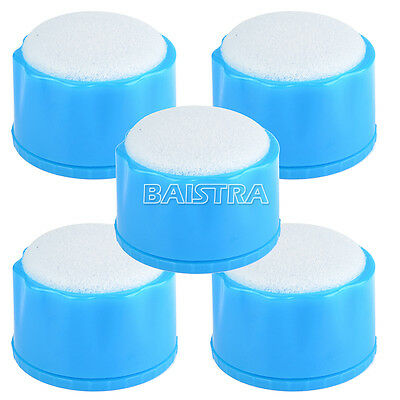 10X Dental Autoclavable Round Endo Stand Cleaning Clean Foam Sponges File Holder 12
