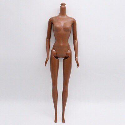 """1/6 Joint DIY Movable Nude Naked Doll Body For 1:6 BJD Dollhouse DIY Body 11.5"""" 11"""