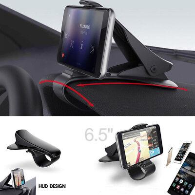 Car HUD Dashboard Mount Holder Stand Bracket For Universal Mobile Cell Phone GPS 2