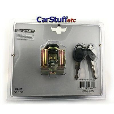 Tailgate Lock Bully LH-002 Integrated O.E