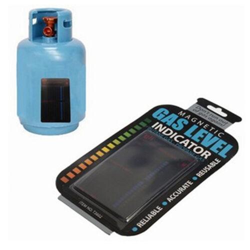Gasthermometer Propan Butan Flüssiggas Tankfüllstandsanzeige Magnetanze WCY