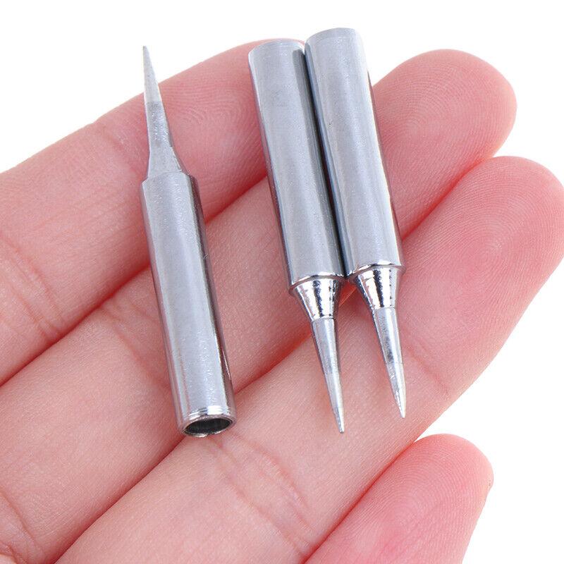 5PCS/Set 900m-T-I Welding Tool Lead-Free Solder Tips Replacement Soldering UR 6