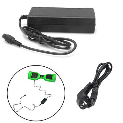 Balancing Scooter Hoverboard Adapter Charger Power Supply 42 Volt 2AMP PASS-CC 8