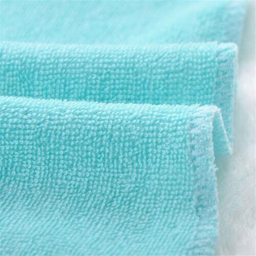 Baby Feeding Cloth Kids Bath Towel Washcloth Bathing Feeding Wipe Soft Cloth 8PC 9