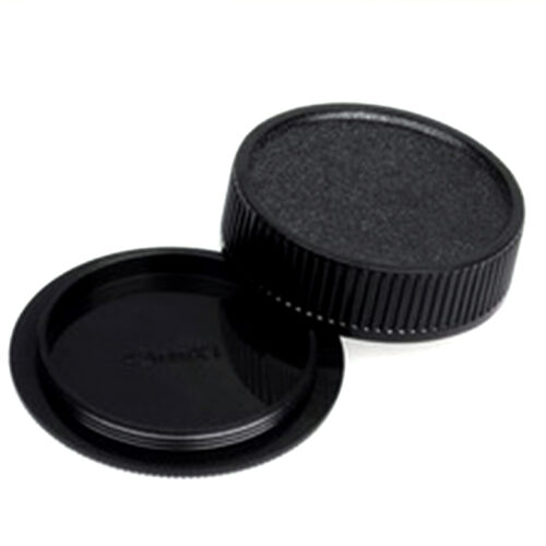 42mm Plastic Front Rear Cap Cover For M42 Digital Camera Body And Lens Fast 4