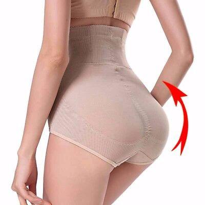 High Waist Tummy Control Girdle Panty Body Trainer Shaper Butt Lifter Cincher UK 7