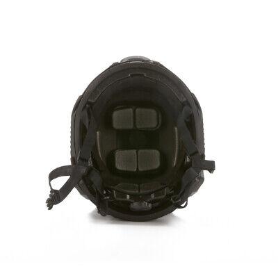 Army Uhmw-Pe Ballistic Helmet Bullet Proof Lvl Iiia Large Size Black Color 6
