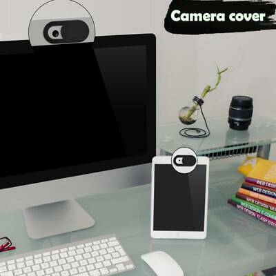Webcam cover 3 PACK Thin Camera Sticker Slider for Iphone Laptop Mobile tablet 3