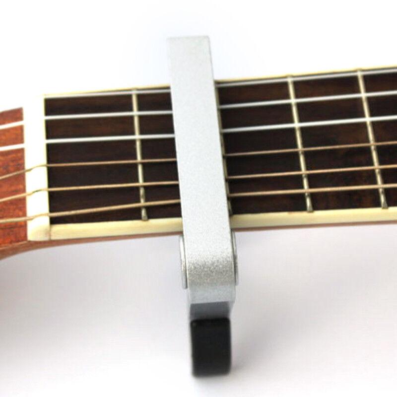 Advanced Guitar Capo Quick Change Tune Clamp Acoustic Electric Classic Guitar E& 8