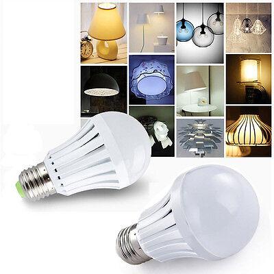 E27 3W/5W/7W/9W/12W/15W  LED Radar Lampe Birne mit Lampe Neu 2