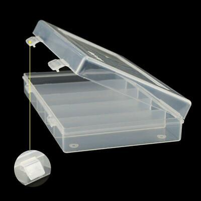 Plastic Storage Box Collection Case for 100pcs 27mm Coin Capsules Holder 5