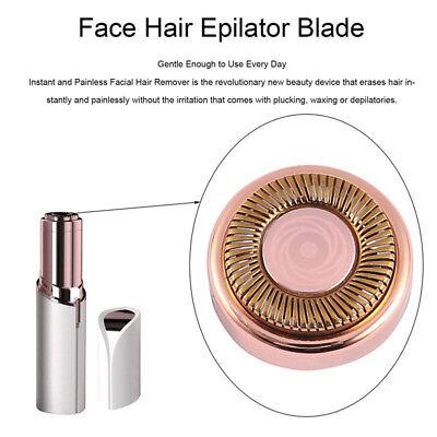 Depiladora facial instantánea mini herramienta eliminacion del vello cara cuerpo 3