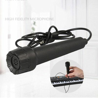 61 Keys Digital Electric Piano Music Electronic Keyboard Organ Mini Microphone 11