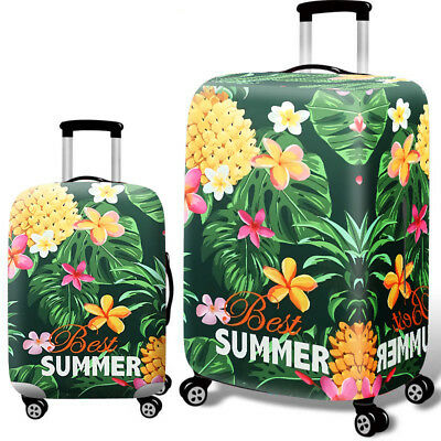 Travel Luggage Suitcase Cover Case Elastic Dustproof Antiscratch Protector 18~32 11