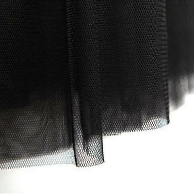Fashion Multi Layers Skirt Womens Tutu Cocktail Party Dresses Tulle Skirts LG 8