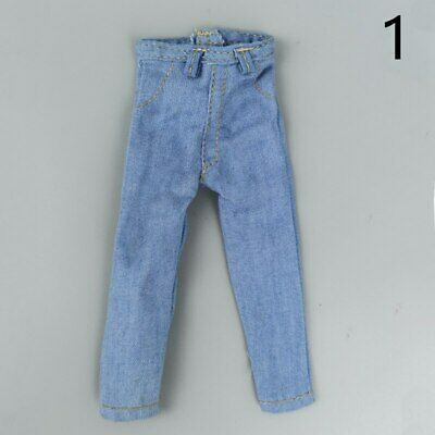 1/6 Boy Doll Clothes Hip Hop Handmade Pants For Ken Doll Trousers Casual Wear 12