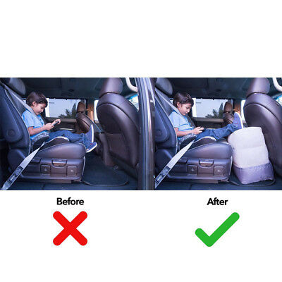 Inflatable Office Travel Footrest Leg Foot Rest  Cushion Pillow Pad Kids Bed 9