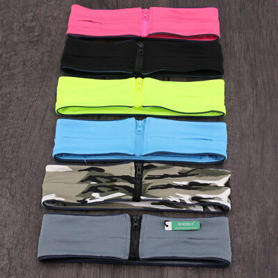 Running Belt Pouch Fitness Walking Sports Waist Pack for Phone Keys Cards Cash 5