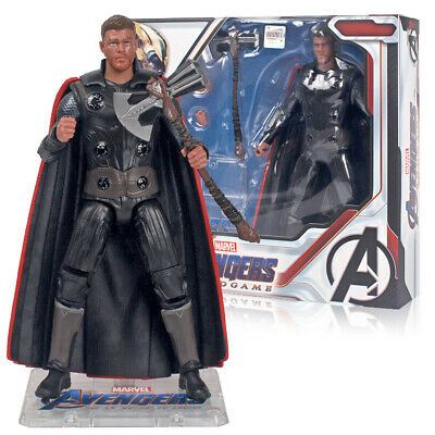 "Endgame Marvel Captain America Thor War Machine 7/"" Action Figure Toys Avengers"