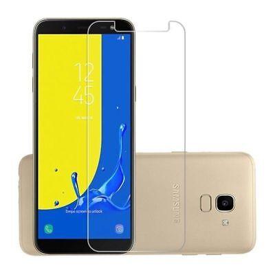 5X Tempered Glass Screen Protector For Samsung Galaxy J2 J3 J5 J7 J8 J6 J4 Plus 5