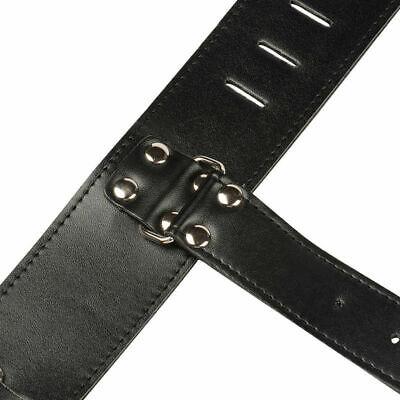 Sexy Dessous Leder Bondage Fesseln Sklavenhalskragen An Handschellen Fetisch Bds 2
