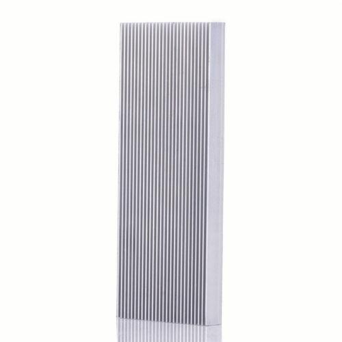 100x41x8mm Aluminum Heat Sink Heatsink For High Power LED AmplifierTransistoCMU