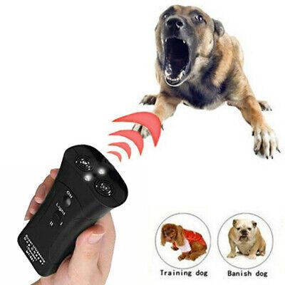 Ultrasonic Anti Bark Control Stop Barking Away Pet Dog Training Repeller Device 7