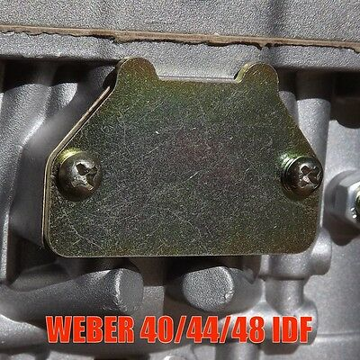 WEBER DCOE//IDF CHOKE COVER FILTER REPLACEMENT