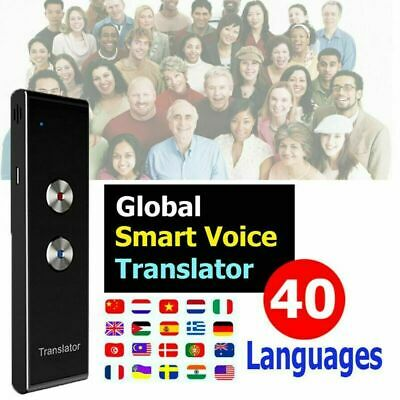 MUAMA Enence Smart Instant Real Time Voice 40 Languages Translator 5