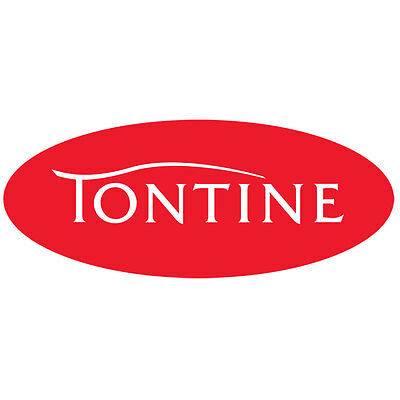 Tontine BIG AND BOUNCY 2 Pack Firm / High Pillow Machine Washable Date Stamped