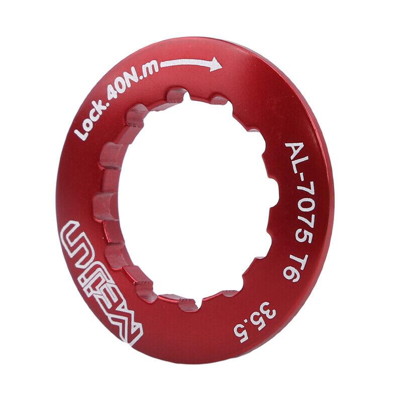 Flywheel Cassette Bike Flywheel Lock Cover Mountain Aluminum Alloy Lock Ring FM