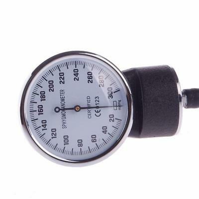 Manuelles Aneroid Oberarm Blutdruckmessgerät +Doppelkopf Stethoskop Kit DHL-BS 3