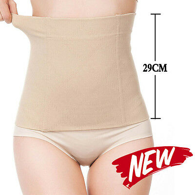 US Postpartum Belly Recovery Band After Baby Tummy Tuck Belt Body Slim Shaper