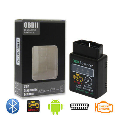 OBD 2 Torque Diagnosegerät Bluetooth 4.0 CAN BUS Interface für Android 3