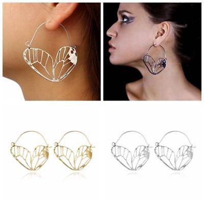 Fashion Bohemia Jewelry Vintage Silver Ear Hook Drop Dangle Tassel Bead Earrings 11