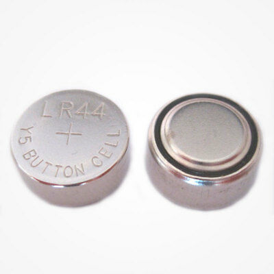 Piles boutons Alcaline LR44 AG13 A76 G13A D303 L1154 SR44 PX675 -1,5V marque HQ 4