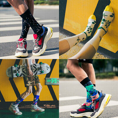 55 Styles Men Women Harajuku Food Animal Creative Sock Novelty Funny Socks Sox 5