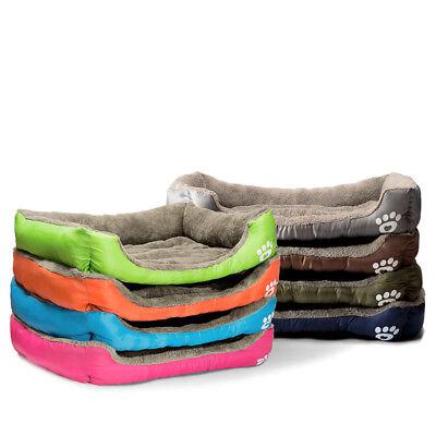 Pet Dog Bed Orthopedic Large Dog Beds Dog House Nest Kennel for Cat Puppy XXXL 2