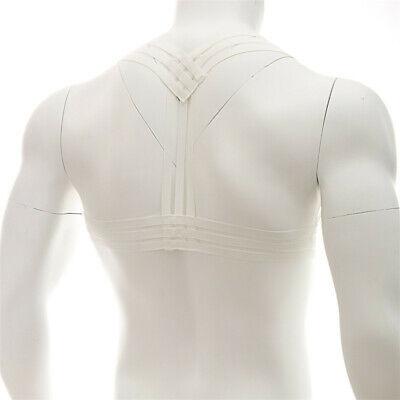Männer Body Chest Harness Brustharness Herren Gay Geschirr Unterwäsche Clubwear 10